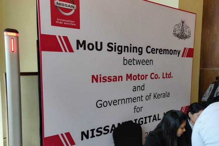 Kerala govt allots land to Nissan for digital innovation hub in capital