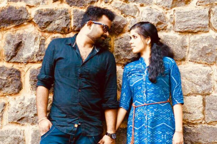 Day after husband Nithins death in UAE Athira gives birth to their daughter