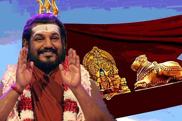 Wondering what rape-accused Nithyananda has been up to Hes founded a country