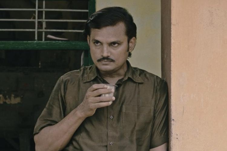 Nitish Veera in a screengrab from 2019 period action drama Asuran