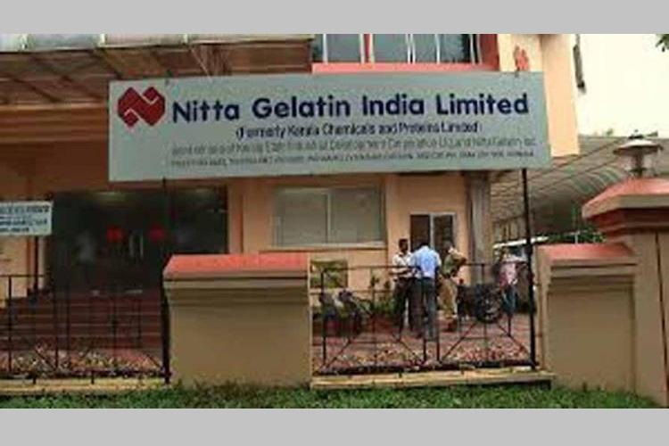 350 workers livelihoods at risk if Keralas Nitta Gelatin plant shuts over no water