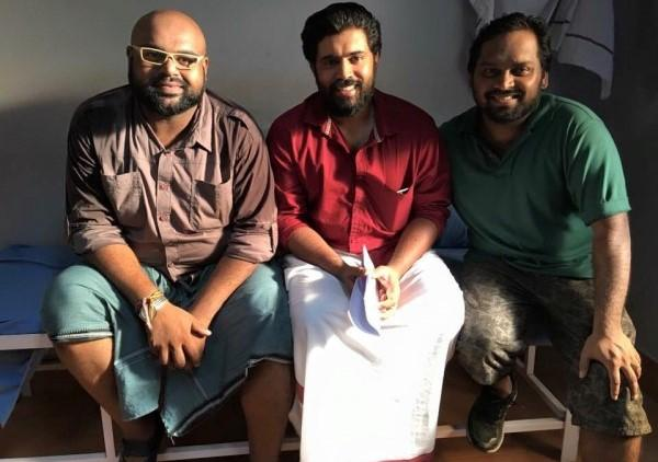 Youth Congress workers protest at actor Nivin Pauly shoot location over less rent