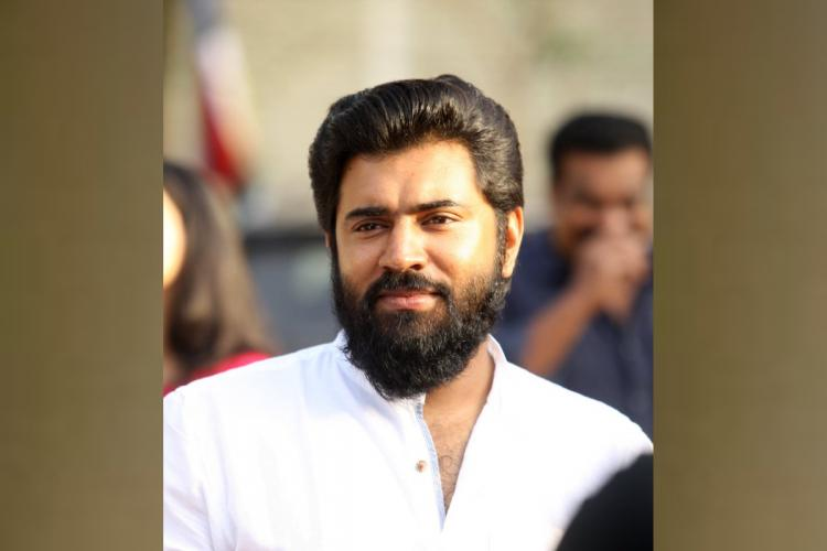 Nivin Pauly close up