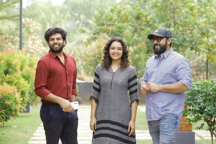 Nivin Pauly and Liju Krishna work together for Padavettu