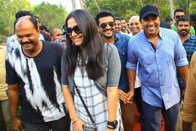 Suriya and Jyothika launch first look of Nivin Paulys Kayamkulam Kochunni