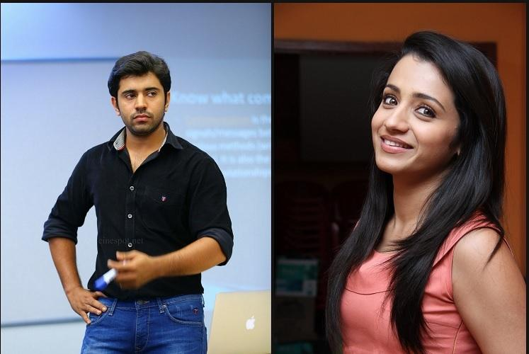 Nivin Pauly and Trisha to play peculiar characters in Hey Jude