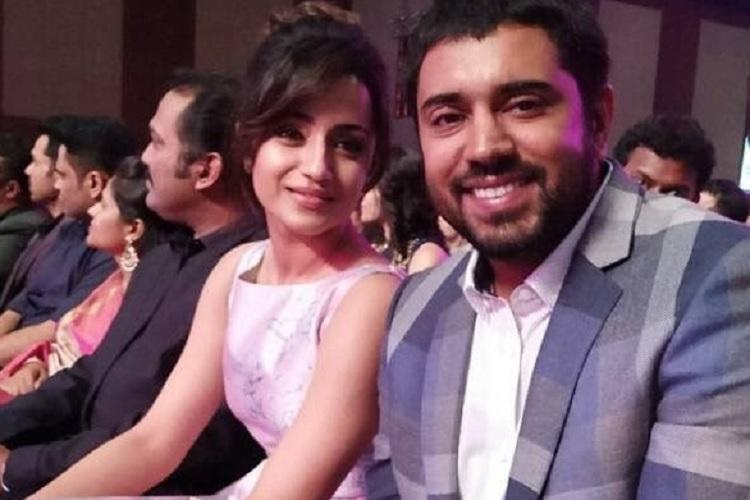 Im a big fan of Trishas Nivin Pauly on working with actor in Hey Jude