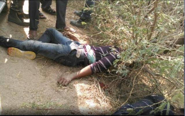 Two gangsters killed in Telangana gunfight turn out to be SIMI terrorists on the run from 2013