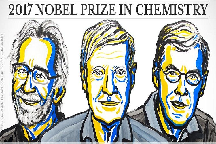 Nobel Prize in Chemistry awarded to 3 scientists for developing improved bio-molecule imaging