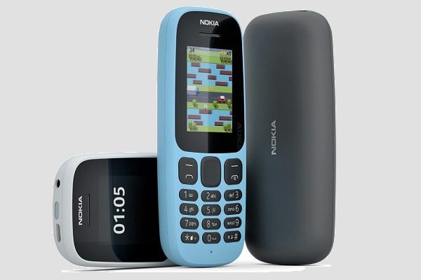 HMD Global launches feature phones Nokia 105 and Nokia 130 in India