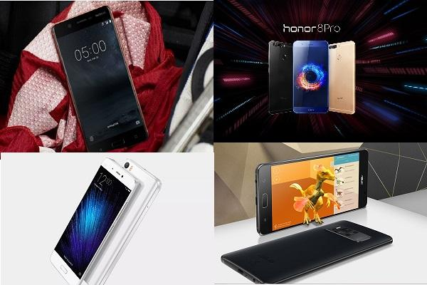 Looking to buy a smartphone Heres a list of seven devices set to launch in India soon