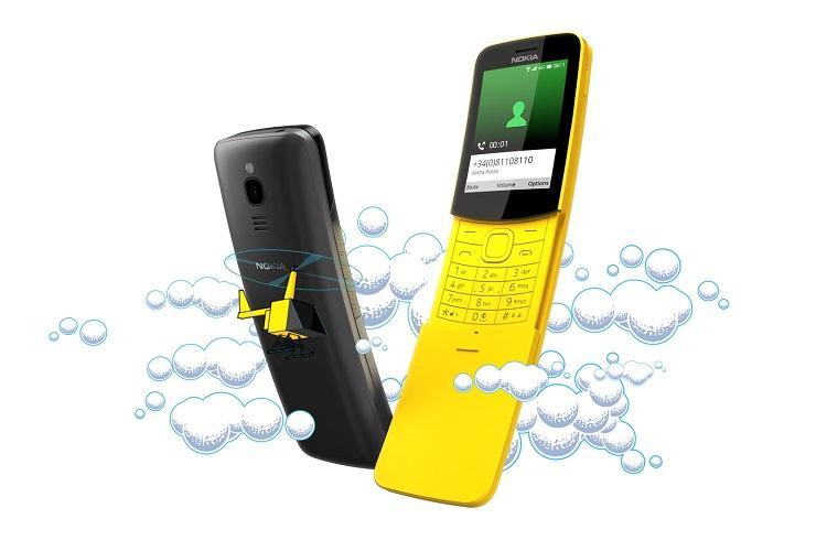 Nokias nostalgic 8110 4G Banana Phone now available in India