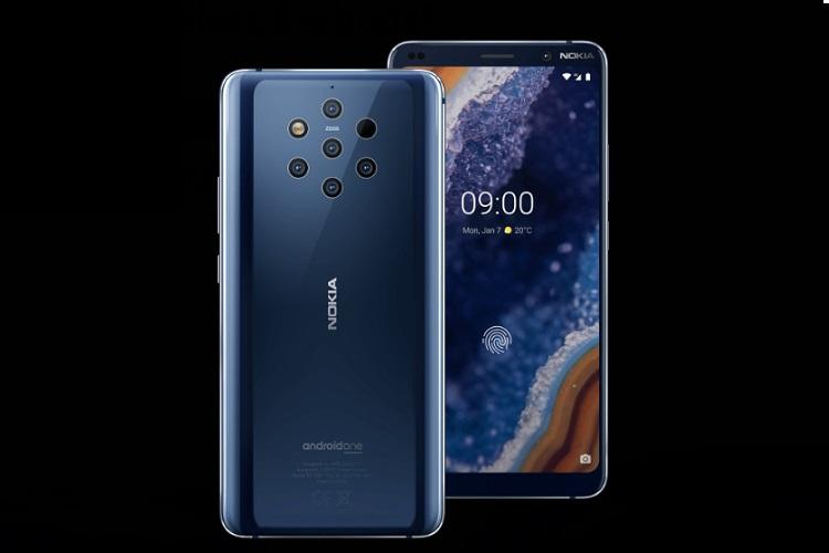 Nokia 9 PureView launched in India with five 16-megapixel rear cameras