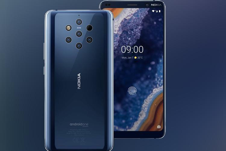 Nokia unveils world's first five-camera smartphone | The
