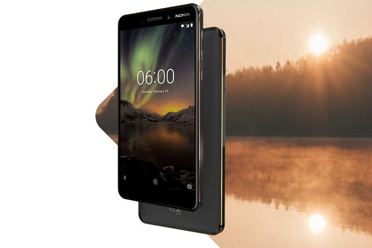 Two Nokia smartphones with notched display now in India