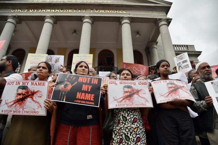 Why anti-lynching protests havent drawn popular and media outrage and the way forward
