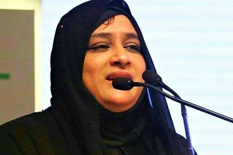 Andhra Police arrest Heera Gold group MD Nowhera Shaikh