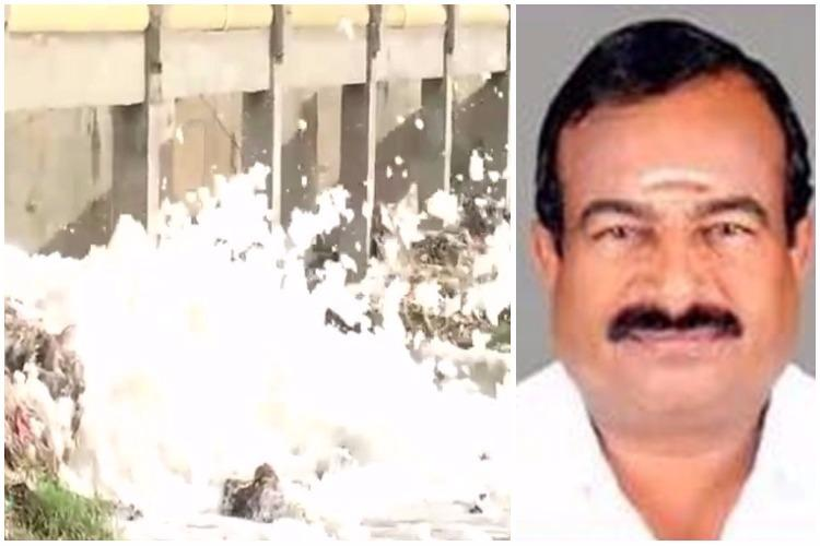 Does TN Environment Minister live in a bubble? Blames soap