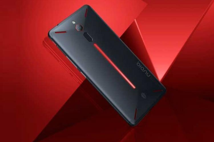 nubia bets big on Indian gaming smartphone market to launch Red Magic 4 this year