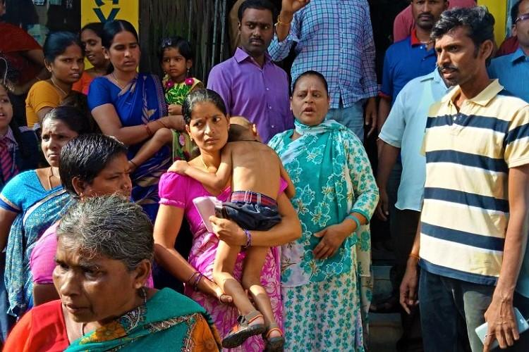 His parents unable to pay fees Hyd 4-yr-old assaulted by teachers