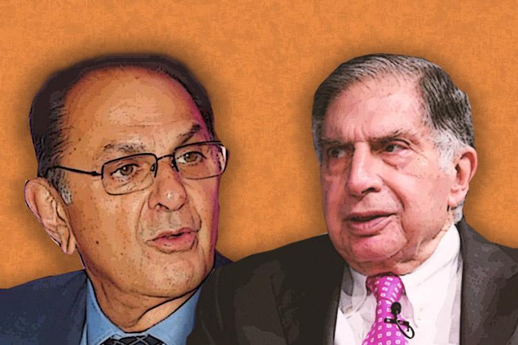 Nusli Wadia withdraws defamation suit against Ratan Tata seeking Rs 3000 cr in damages
