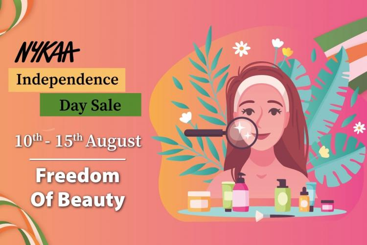 Nykaa Independence Day Sale Uncover Extra Discounts With Zoutons