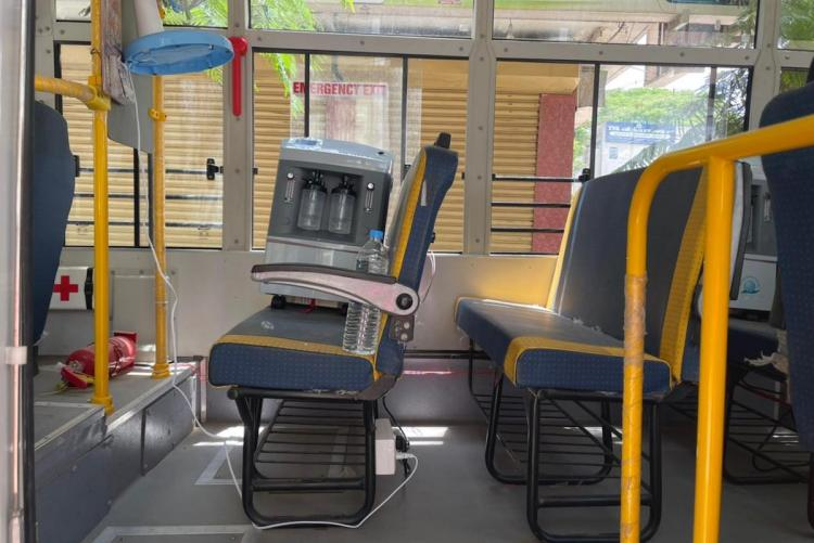 Seat with oxygen concentrator in Tirupur