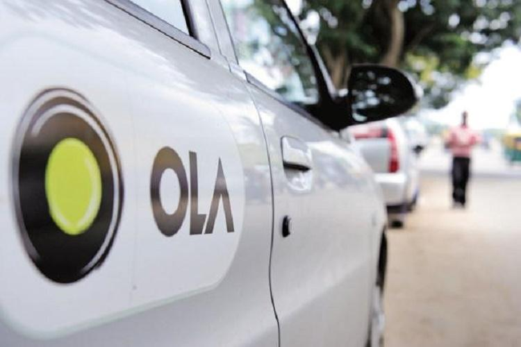 Ola cab driver taken for a rough ride Miscreants beat him up steal car