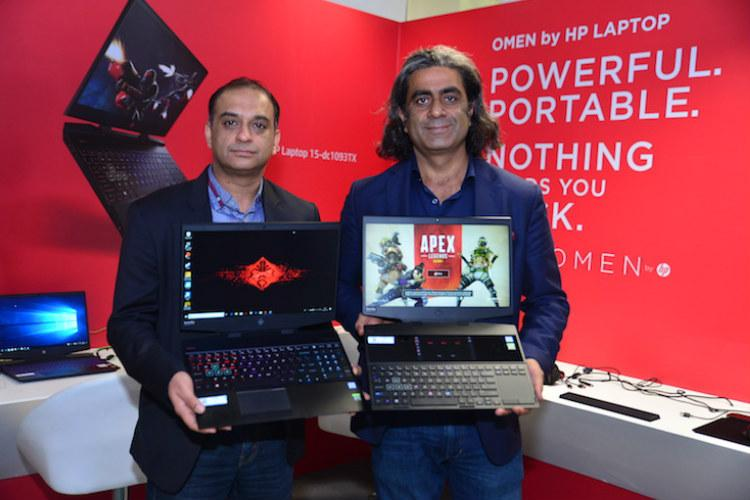 HP introduces worlds first dual-screen gaming laptop in India