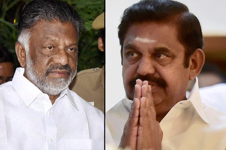 OPS camp takes battle to capital challenges Edappadi trust vote in SC