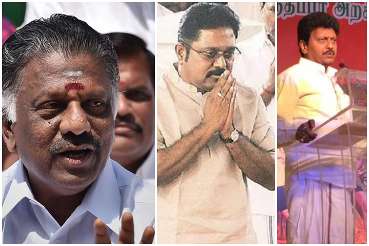 Mannargudi family splits TTV backs off but OPS guarded on his next move