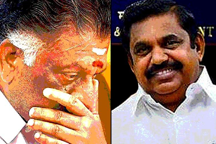 Edappadi Palaniswami remains Chief Minister OPS and DMKs efforts in vain