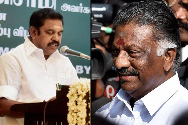 Chaos reigns supreme in TN Assembly OPS and DMK manage to delay Trust Vote