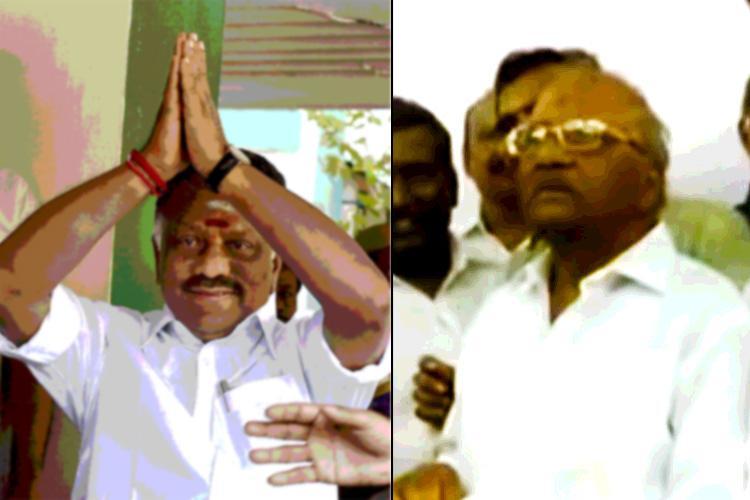 MGR loyalist Madhusudhanan joins OPS camp declared permanent General Secretary