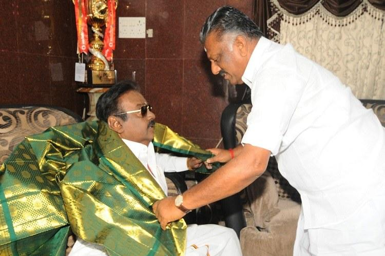 Its final DMDK joins hands with AIADMK-led alliance in TN gets 4 seats for 2019