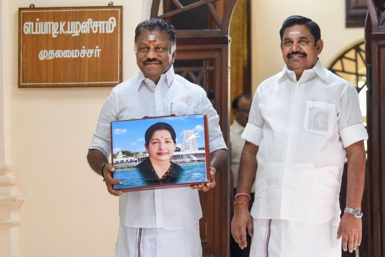 OPS and EPS with the budget documents in TN Secretariat in 2020