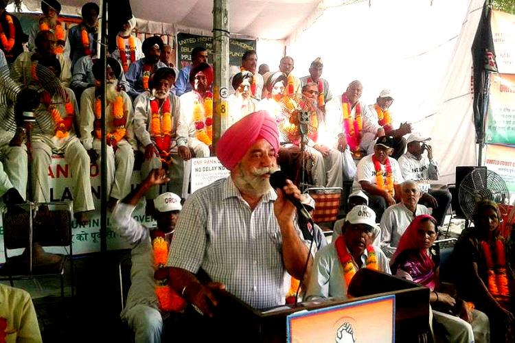 OROP Veterans not happy with Parrikar announcement to continue agitation heres why