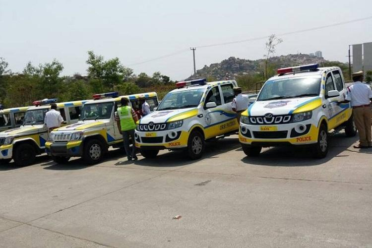 Hyderabads Outer Ring Road to get safer speed limit reduced as cops add new patrol cars