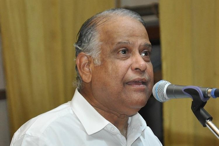 OS Thyagarajan molested me': Carnatic singer's former