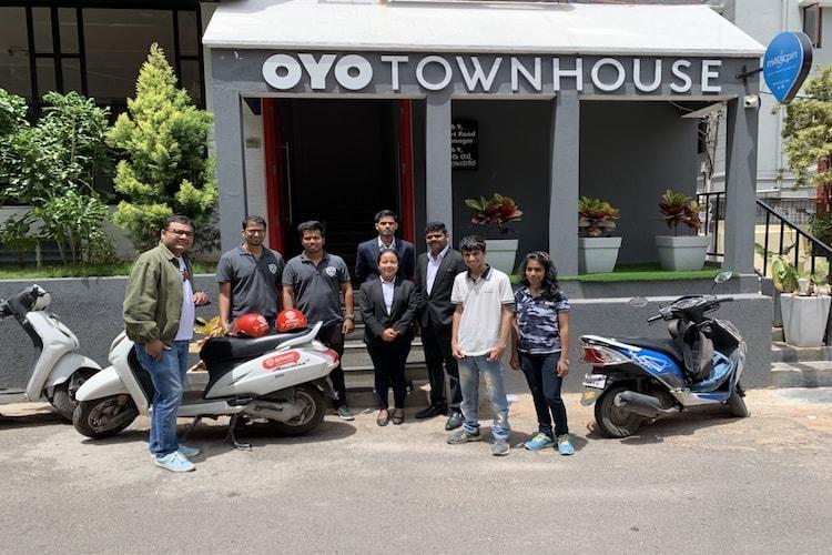 Bluru-based Drivezy announces strategic partnership with OYO Hotels Homes