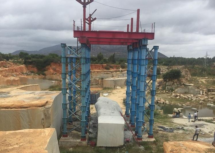 Obelisk yet to be installed Bluru Natl Military Memorial to miss Aug 15 deadline