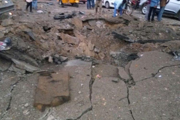 Seven policemen killed near Andhra-Odisha border after Maoist landmine blast
