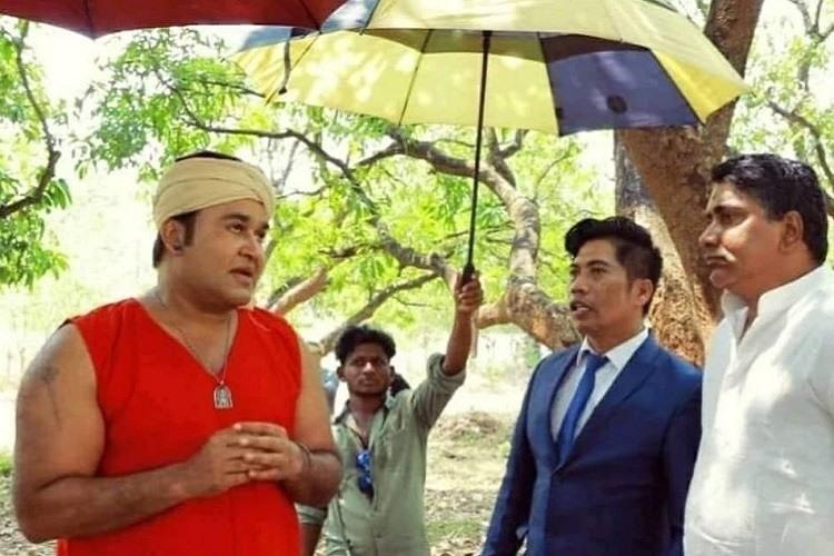 Image result for peter hein and mohanlal stunt
