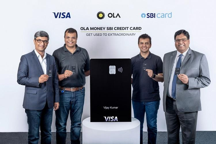 Ola partners with SBI to launch credit card targets 10 million cards by 2022