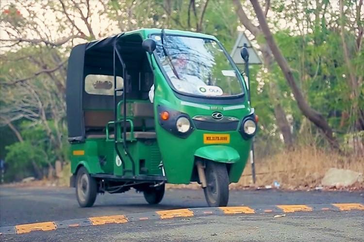 Ola to roll out 10000 electric e-auto-rickshaws across the country