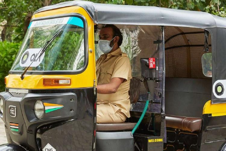 Ola Autos to be fitted with protective partition screens to ensure physical distancing