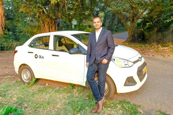 Ola launches in-trip insurance program for customers offers policy of Rs 5 lakh