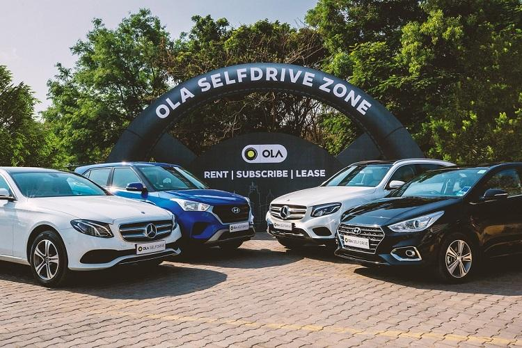 Ola to invest 500 million to foray into self-drive services