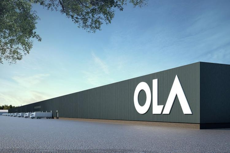 Olas 500-acre EV factory in TN to make an electric scooter every 2 seconds
