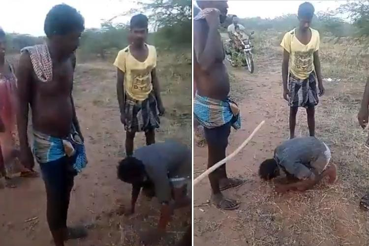 7 caste-Hindus held in TN for making Dalit man fall at feet and recording video